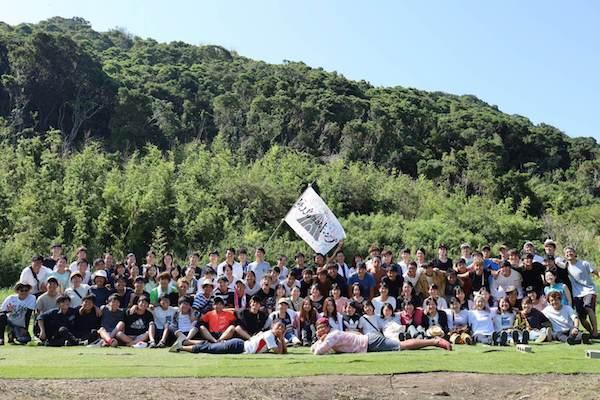 【無人島活用事例紹介】無人島の魔法で心をさらけ出した120人の大学生の奇跡